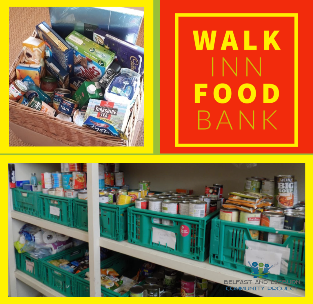 Walk INN Food Bank